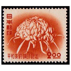 平和条約調印記念切手