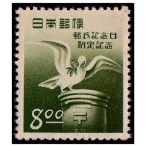 郵政記念日制定記念切手