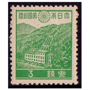 第一次昭和切手3銭